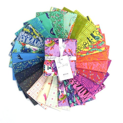 Tula Pink - HomeMade - Fat Quarter Bundle - 25 Pieces