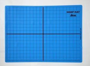 Hoop Mat Non Slip 16 x 22