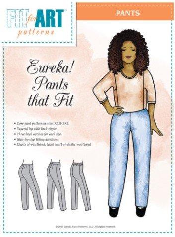 Eureka! Pants that Fit XS - 3XL