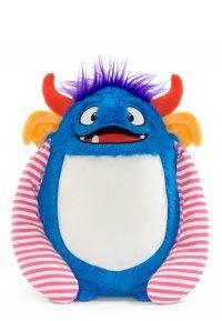 Blue Monster Cubbies