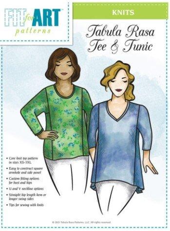 Tabula Rasa Knit Tee & Tunic XS - 3XL