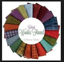 Woolies Flannel Jelly Roll