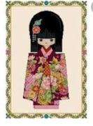 Chiyogami #3 - Mariko