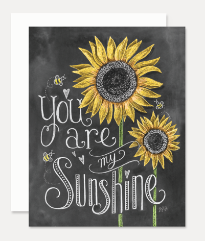 Greeting Card My Sunshine