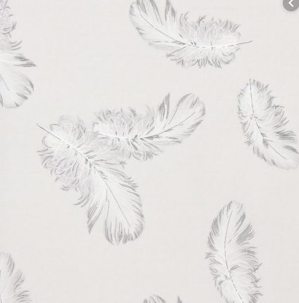 Black And White Collection- Feather