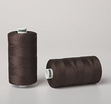 Thread - Espresso 100% cotton