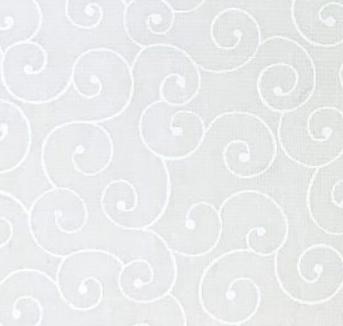 Tilt A Whirl - White on White