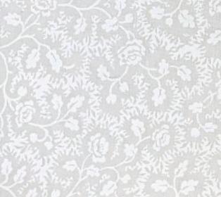 Vintage Vine - White on White