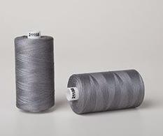 Thread - Grey 100% cotton