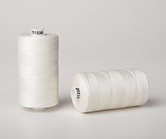 Thread - Ivory 100% cotton