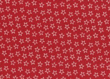 Patriotic - Red 37414