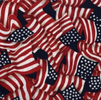 Patriotic - Flag Toss