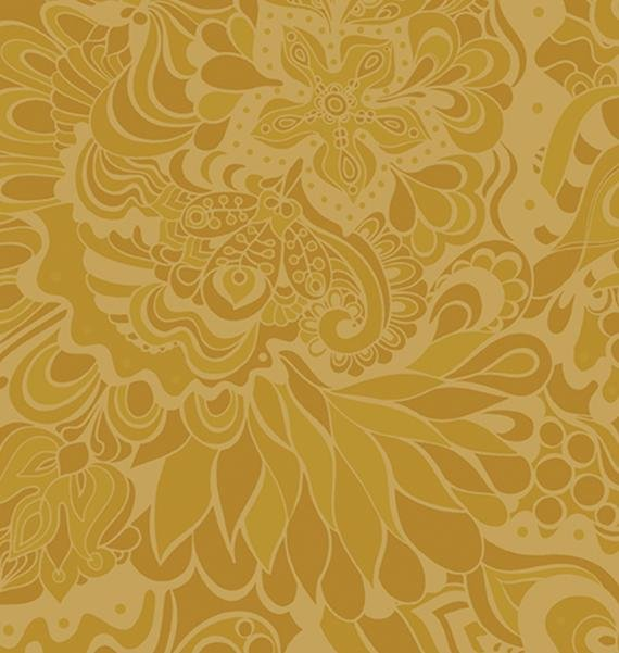 Floral Gold (Jubilee)