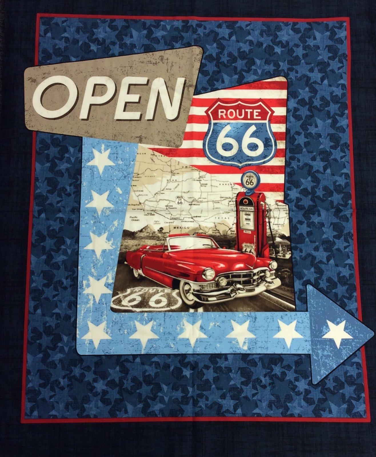 All-American Road Trip by Studio E Fabrics