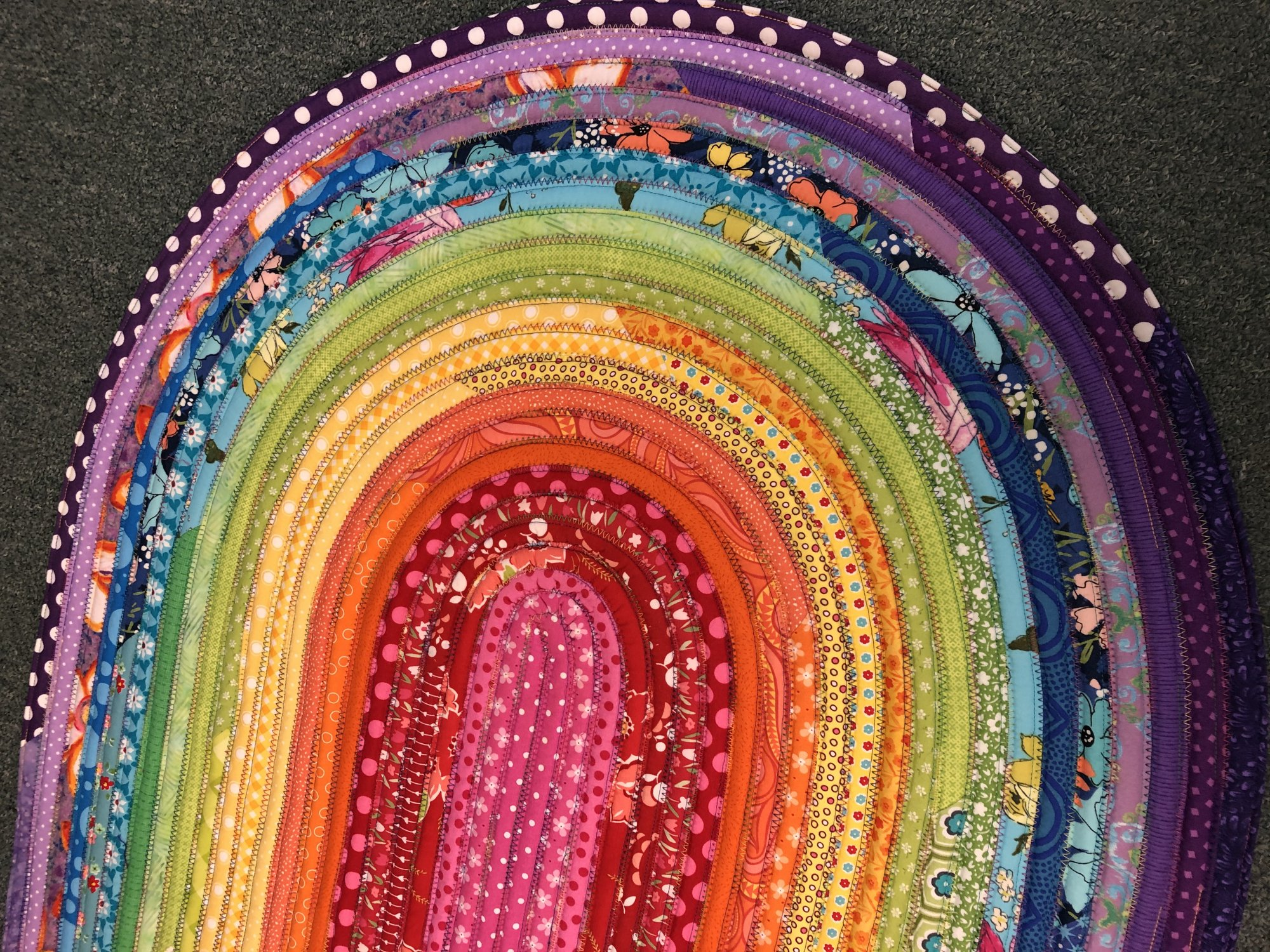 Jelly Roll Rug Kit