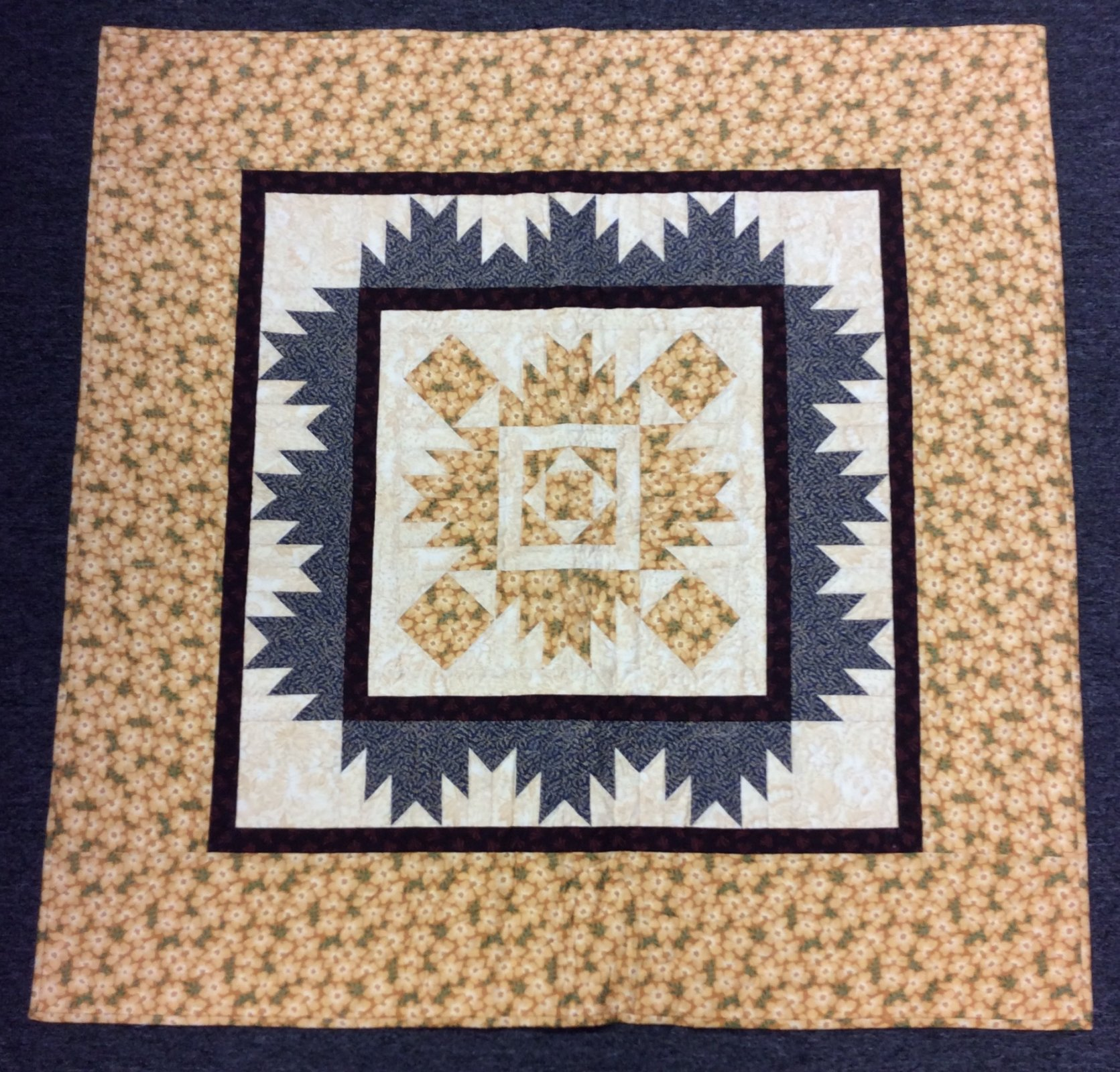 Square Table Topper 39 x39