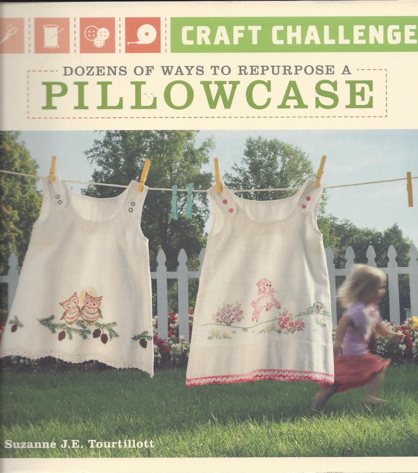 Craft Challenge - Pillowcase