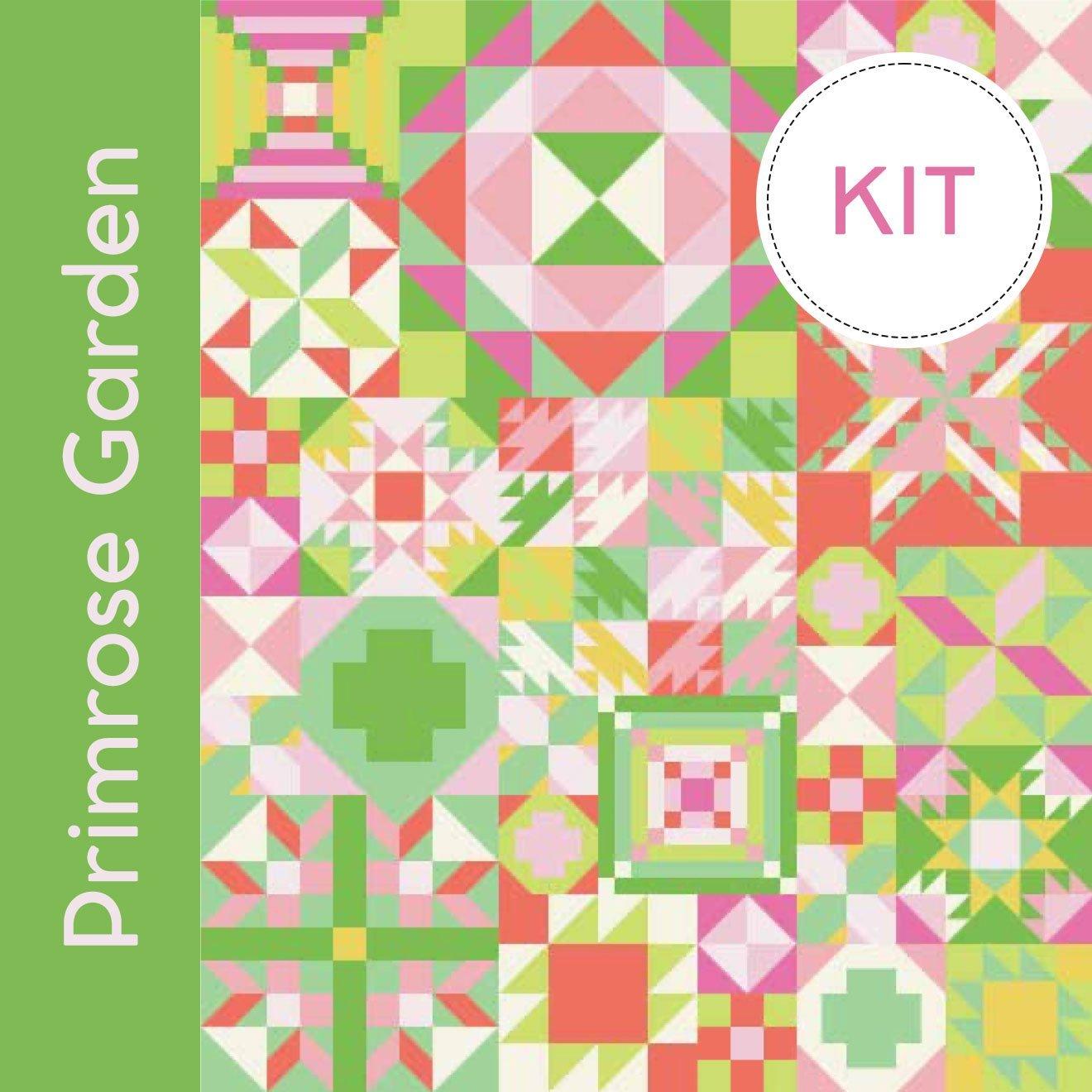 Primrose Garden Kit My Favorite Color is Moda