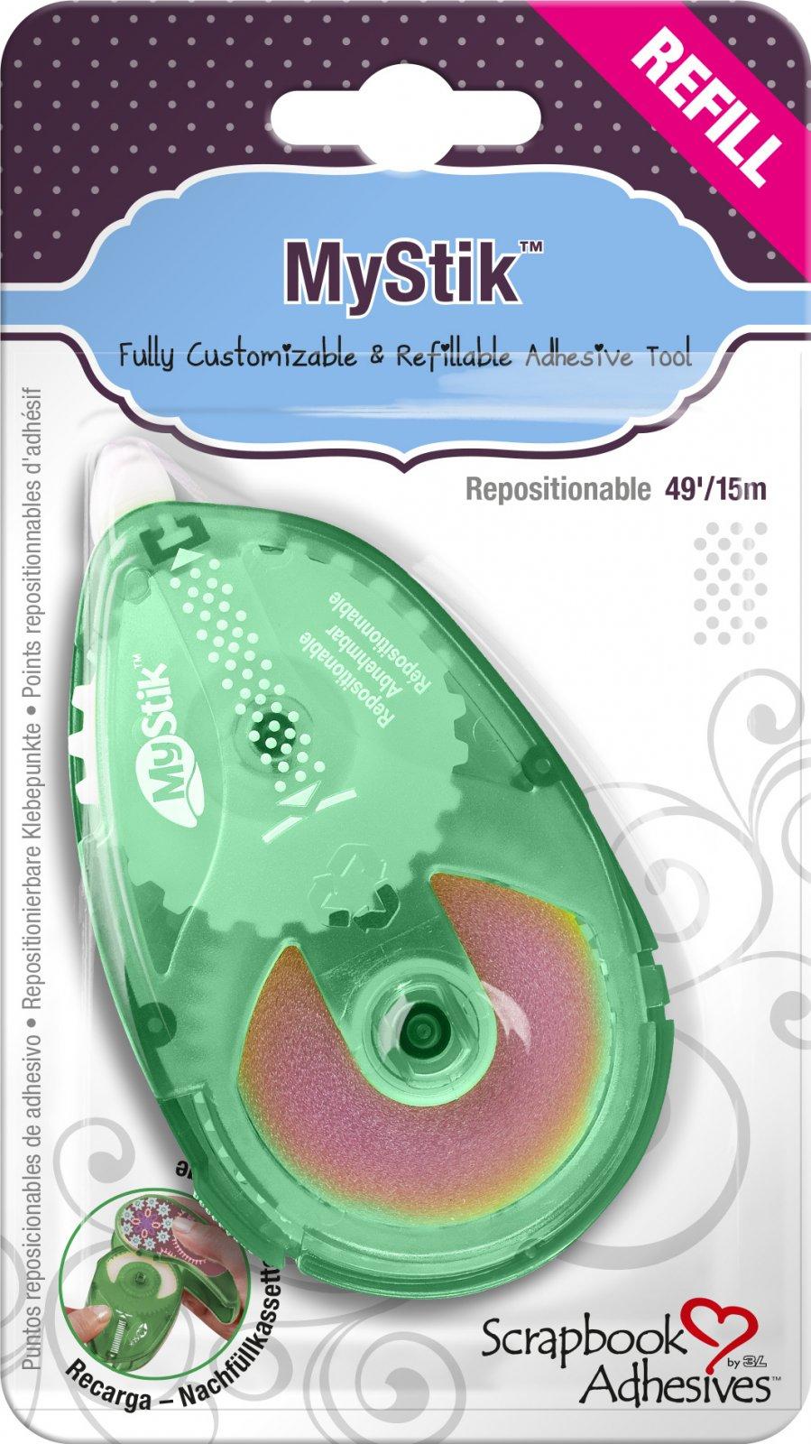 MyStik Scrapbooking Adhesive Refill