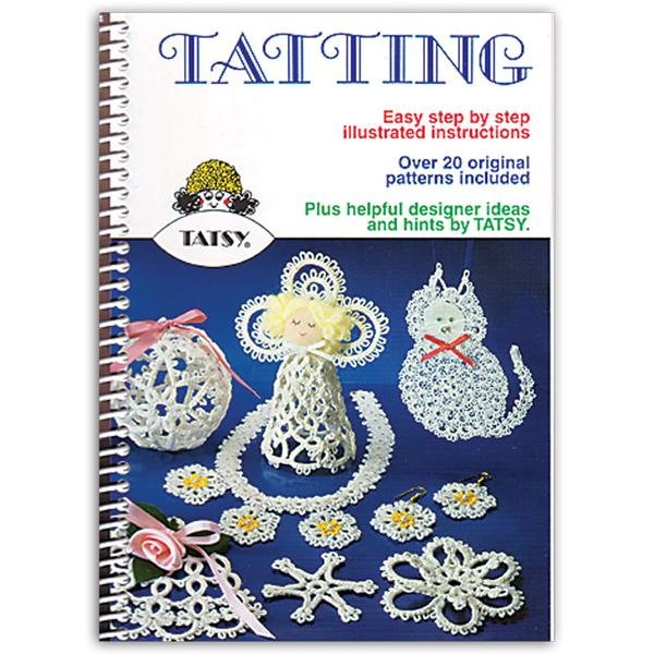 Tatting with Tatsy Book