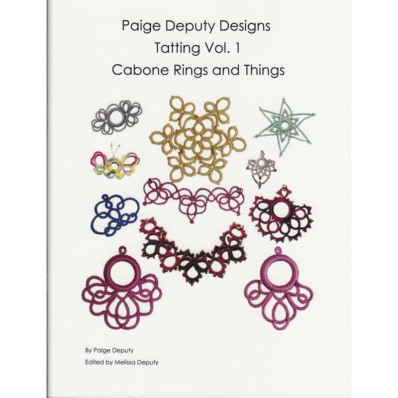 Tatting Vol. 1 Cabone Rings and Things
