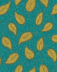 Benartex Floral Fancies - teal/olive - large