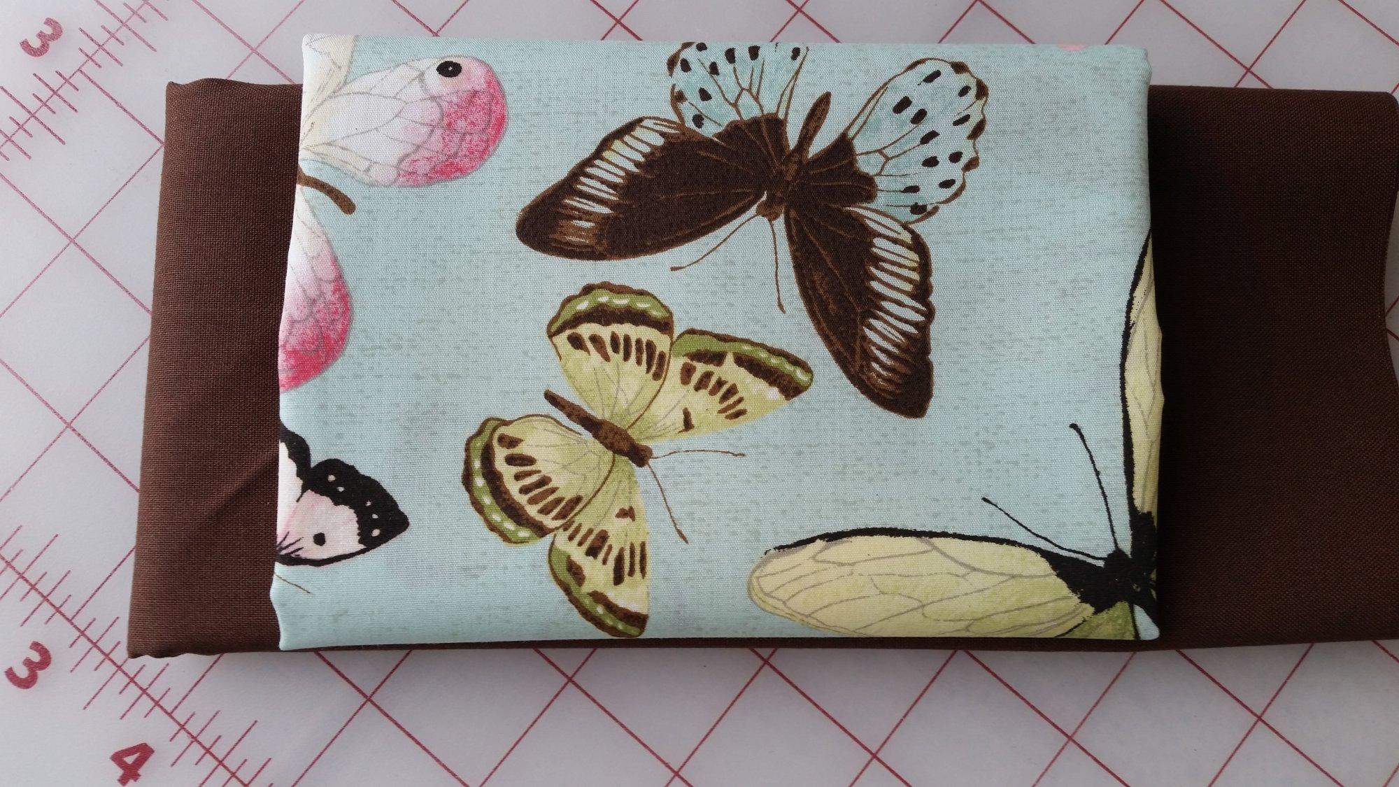Butterflies/Brunette Table Runner Kit