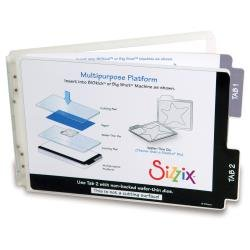 Sizzix BIGkick/Big Shot/Vagabond Platform-Multipurpose 11.5X7X.75