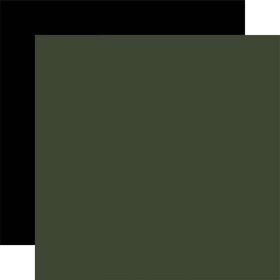 Farmhouse Christmas-  Green/ Black