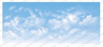 SLIMLINE Large Cloudy Sky