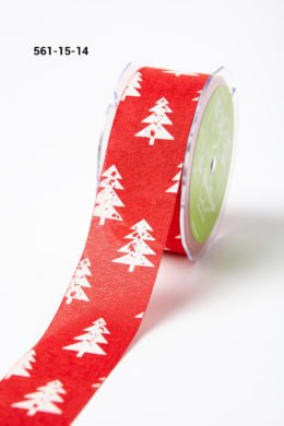 May Arts 1.5 Inch Faux Jute Tree Print Ribbon with Cut Edge CLICK PICTURE TO SEE COLORS