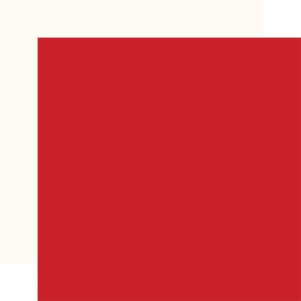 Farmhouse Christmas-  Red/ Cream