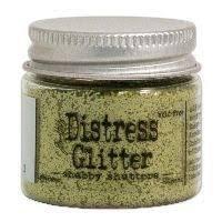 Distress Glitter- shabby shutters