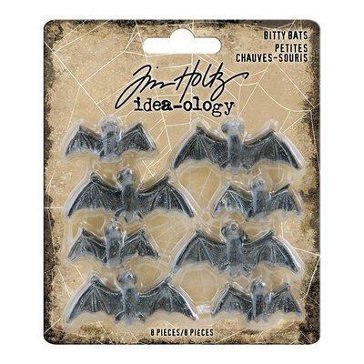 Idea-Ology Bity Bats 8/Pkg