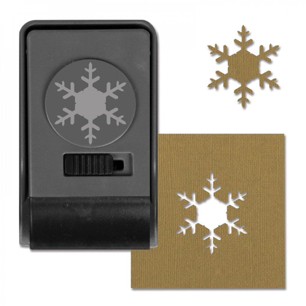 Sizzix snowflake Tim Holtz Paper Punch, Multicolor