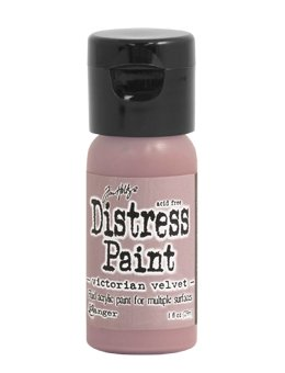 Distress Paint victorian velvet