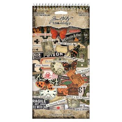 Idea-Ology Sticker Book 4.5X8.75