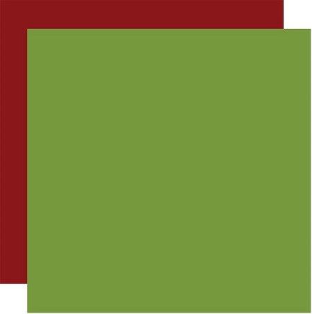 celebrate christmas green/dark red