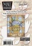 PREORDER Studio 490 Wendy Vecchi Mat Minis: Bold Floral Art Coordinates