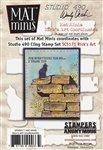 PREORDER Studio 490 Wendy Vecchi Mat Minis: Rick's Art Coordinates