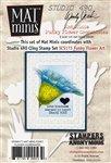 PREORDER Studio 490 Wendy Vecchi Mat Minis: Funky Flower Coordinates