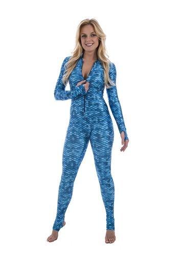 SlipIns Aqua Mermaid Suit