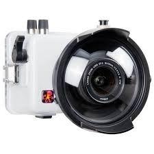 RENTAL CAMERA - IKE Canon EOS 200D Rebel SL2 Housing & camera