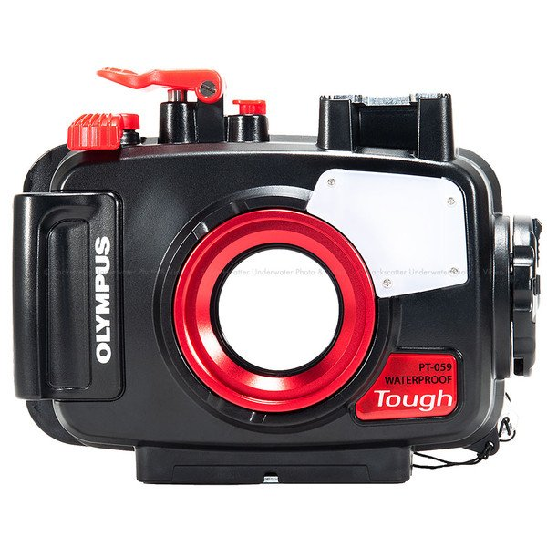 RENTAL CAMERA IKE Olympus Tough TG-6 Housing Kit & CAMERA