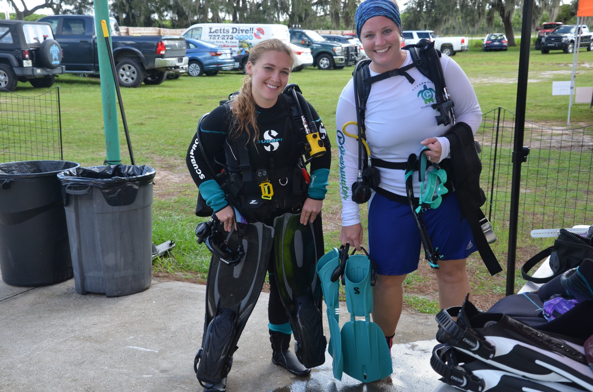 Wednesday Women's Dive Day - May 19, 2021