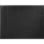 Black 36 in. x 48 in. Foam Commercial Door Mat by TrafficMaster
