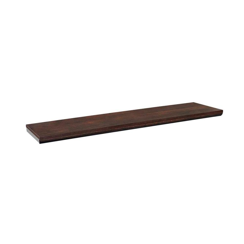 Impressions 48 in. Chocolate T