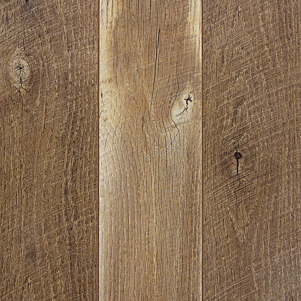 Ann Arbor Oak 8 mm Thick x 6-1/8 in. Wide x 47-5/8 in. Length Laminate Flooring (20.32 sq. ft. /