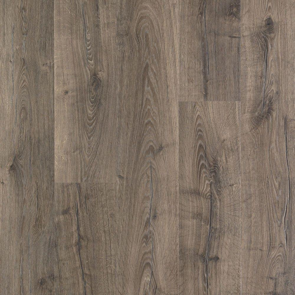 Pergo Outlast+ Vintage Pewter Oak 10 mm Thick x 7-1/2 in. Wide x 47-1/4 in. Length Laminate Flooring (19.63 sq. ft. / case
