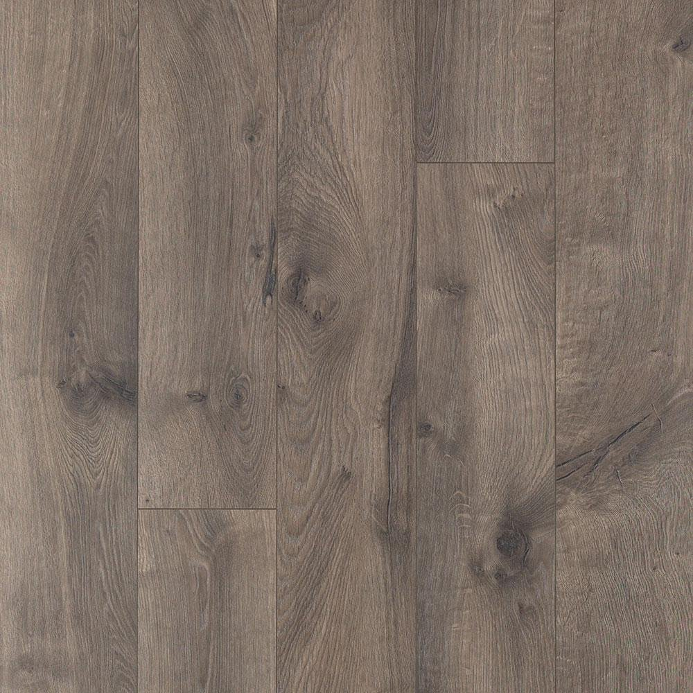 Pergo XP Warm Grey Oak 8 mm Thick x 6-1/8 in. Wide x 47-1/4 in. Length Laminate Flooring (16.12 sq. ft. / case)